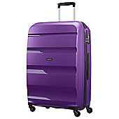 American Tourister Bon Air Spinner Large Deep Purple