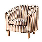 Sofa Collection Deia Tub Chair- Brown