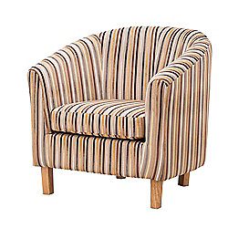 Sofa Collection Amboise Tub Chair- Brown