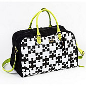 Caboodle Gym Bag (Jigsaw Lime)