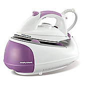 Morphy Richards 2200W Steam Generator Iron - Pink/White