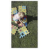 TESCO 28PCS SMALL ALPHABET PLAYMATS