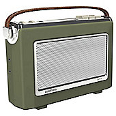 Goodmans Oxford DAB/DAB+/FM Radio, Green