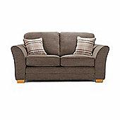 Aprilia High Back2 Seater – Brown