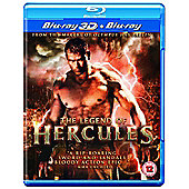 The Legend of Hercules 3D Blu-ray