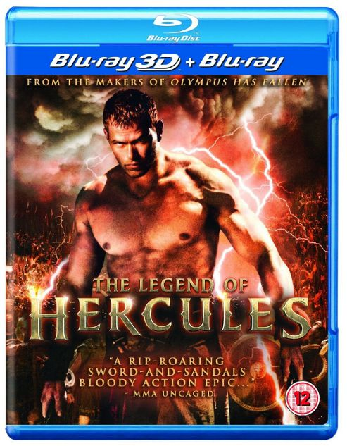 The Legend of Hercules (3D Blu-ray)