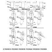 RockShox Air Can Kit Monarch High Volume 222x66mm
