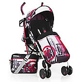 Koochi Speedstar Stroller (Brooklyn PM)