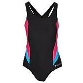 Bermuda Womens Swimsuit - Black