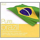 Pure Brazil (4Cd)