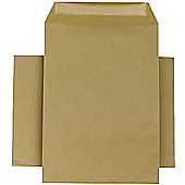 Q-Connect Envelope C3 457x324mm 115gsm Manilla Self-Seal Pack of 125 KF3408