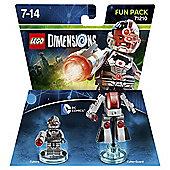 LEGO DIMENSIONS FUN PK DC CYBORG