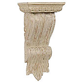 Papa Theo Windsor Small Corbel in Natural Limed finish