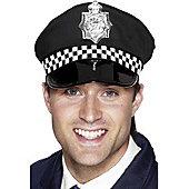 Policeman Panda Cap