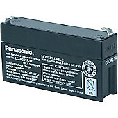 Panasonic LC-R061R3PG, 6V 1.3Ah Rechargeable Lead Battery_
