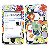 iTALKonline 16756 Potpuri SnapGuard Protection Case & Screen Protector - Apple iPod Touch 4G