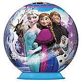 Disney Frozen 72Pc Puzzle Ball