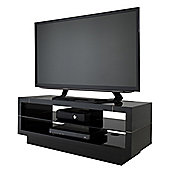 AVF Lomond High Gloss Black TV Stand for TVs up to 55 inch