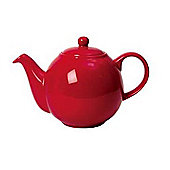 London Pottery Globe Teapot, 4 Cup, Red