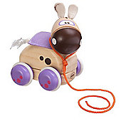 Chicco Pull Along Wooden Toy (Pony)