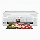 Epson Expression Home XP-335, Wireless All-in-One Inkjet Colour Printer, A4 - White