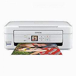 Epson XP335, Wireless All-in-One, Inkjet Colour Printer, A4 - White