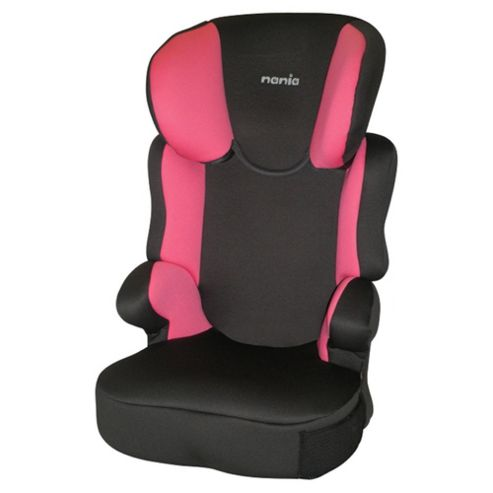 Nania Befix SP Car Seat, Group 2-3, Shadow Fuschia