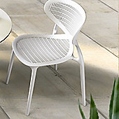 Redi Angel Chair by Archirivolto - White