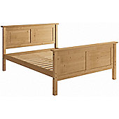 "Home Essence Windmill Bed Frame - Double (4' 6"")"