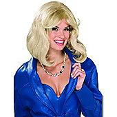 Soap Star Blonde Wig