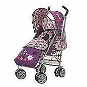 Obaby Atlas V2 Stroller & Footmuff - Little Cutie