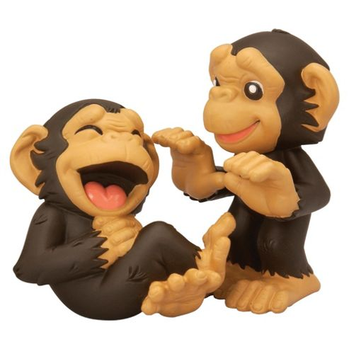 National Geographic Wild Friends Chimpanzee Figure