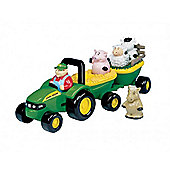John Deere - Animal Sounds Hay Ride - Tomy