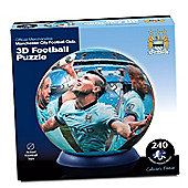 3D Football Puzzle Manchester City Official Merchandise