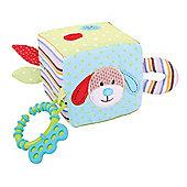 Bigjigs Toys BB513 Bruno Activity Cube Soft Plush Toy