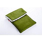 """Green 10"""" Tablet & Ipad Sleeve by Mooki Sac"""