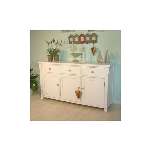 Baumhaus Hampton 3 Door Sideboard