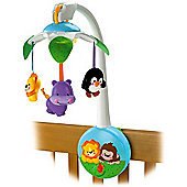 Fisher Price Precious Planet 2-in-1 Musical Mobile
