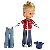 Bratz Boyz Kidz Snap-On Cameron