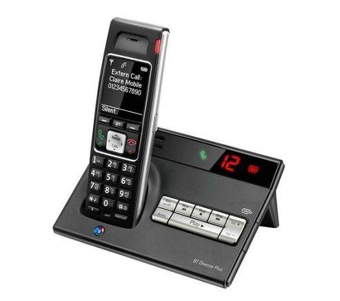 BT DIVERSE 7450 PLUS Single Cordless Phone