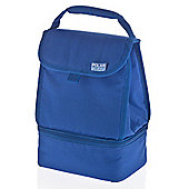 Polar Gear Everyday 2 Compartmnent Cooler Blue