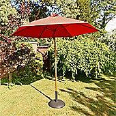 Sturdi 2.5m Parasol - Terracotta