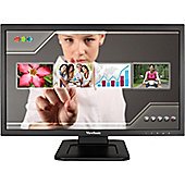 "Viewsonic TD2220-2 55.9 cm (22"") LED Touchscreen Monitor - 16:9 - 5 ms"