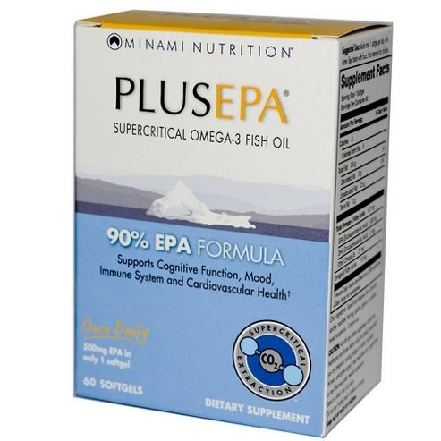 Minami Nutrition PlusEPA 60 Softgels