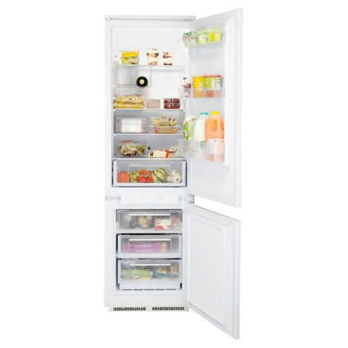 Hotpoint HM31AA Built in Fridge Freezer, A+ Energy Rating, White, 55cm