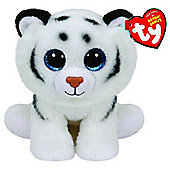 Ty Beanie Babies - Tundra the White Tiger
