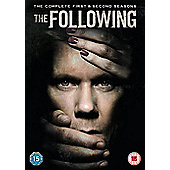 The Following Seasons 1-2 DVD