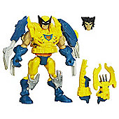 Marvel Super Hero Mashers Electronic Figure - Wolverine