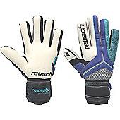 Reusch Re:Ceptor Pro A2 Bundesliga Goalkeeper Gloves Size - Blue