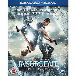 Insurgent - Blu-Ray (2D & 3D)